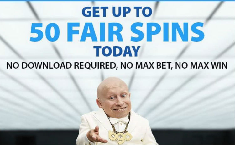 Fair spins bonus