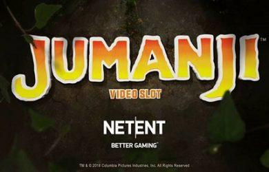 Jumanji Slot - NetEnt