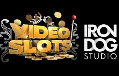 Videoslots Casino and Iron Dog Studio