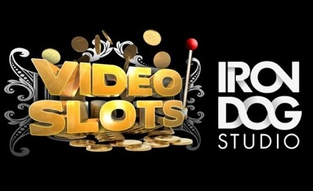 Videoslots Casino and Iron Dog Studio