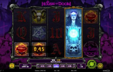 Hous of Doom Slot