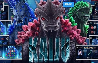 New Kaiju Slot - Elk Studios