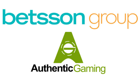 Betsson Group Authentic Gaming
