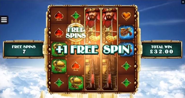 Fortunium Free Spins