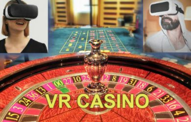 Online Casino 3D VR